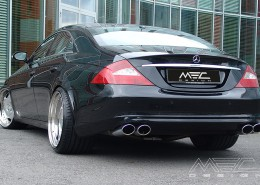 W219 CLS Mercedes Tuning AMG Bodykit Wheels Exhaust Spacer Carbon