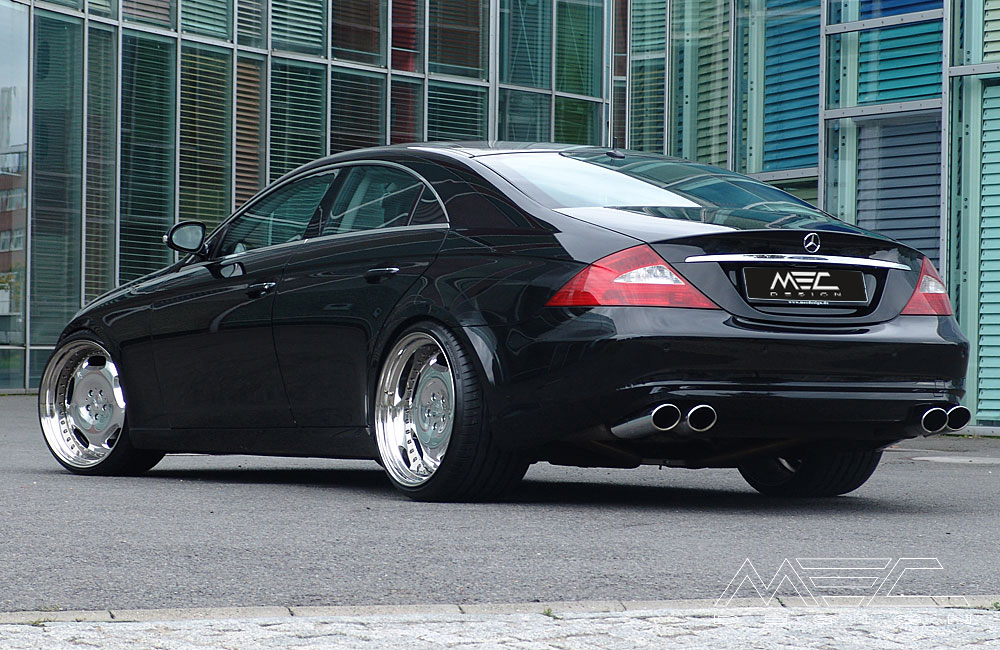 Cls320 Cdi World Record Car With Mecxtreme1 3 Piece Wheels