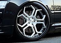 MEC Design with Audi S8 Wheels
