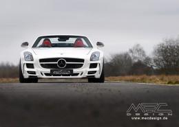 SLS by Oakley Design - SLS R197 Mercedes Tuning AMG Bodykit Wheels Exhaust Spacer Carbon
