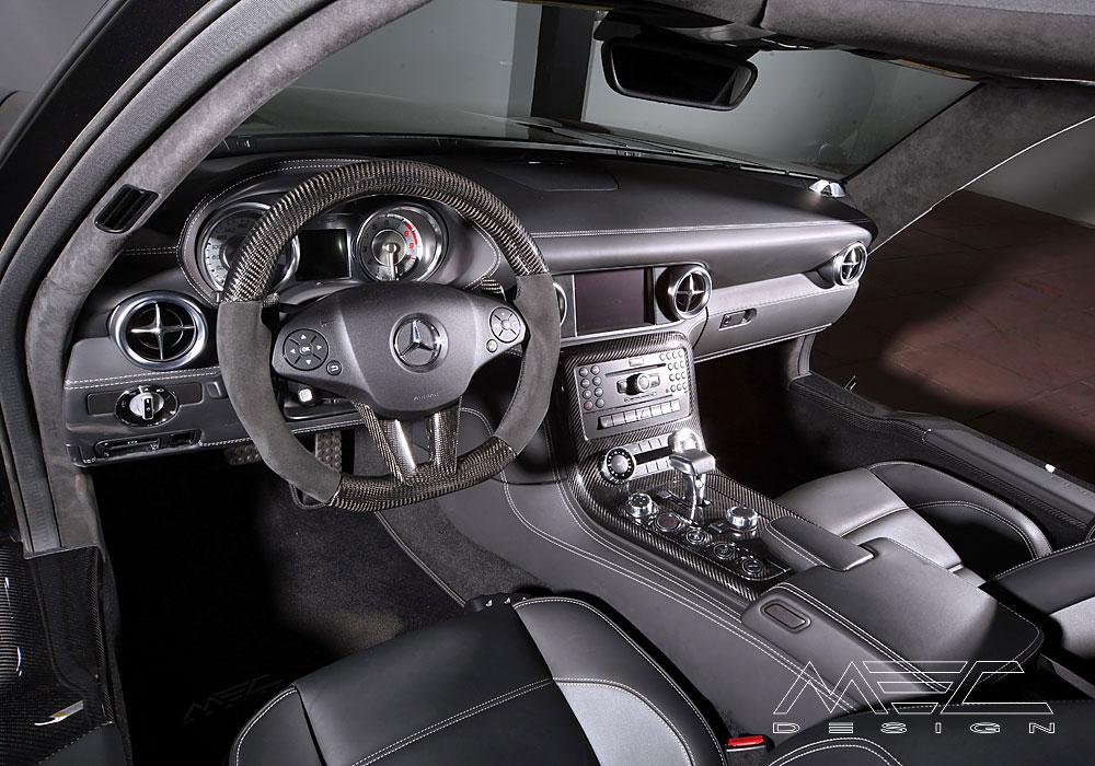 Edles Interieur für Ihren Mercedes Benz C197 / R197
