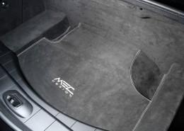 SLS C197 Mercedes Tuning AMG Interior Carbon Leder