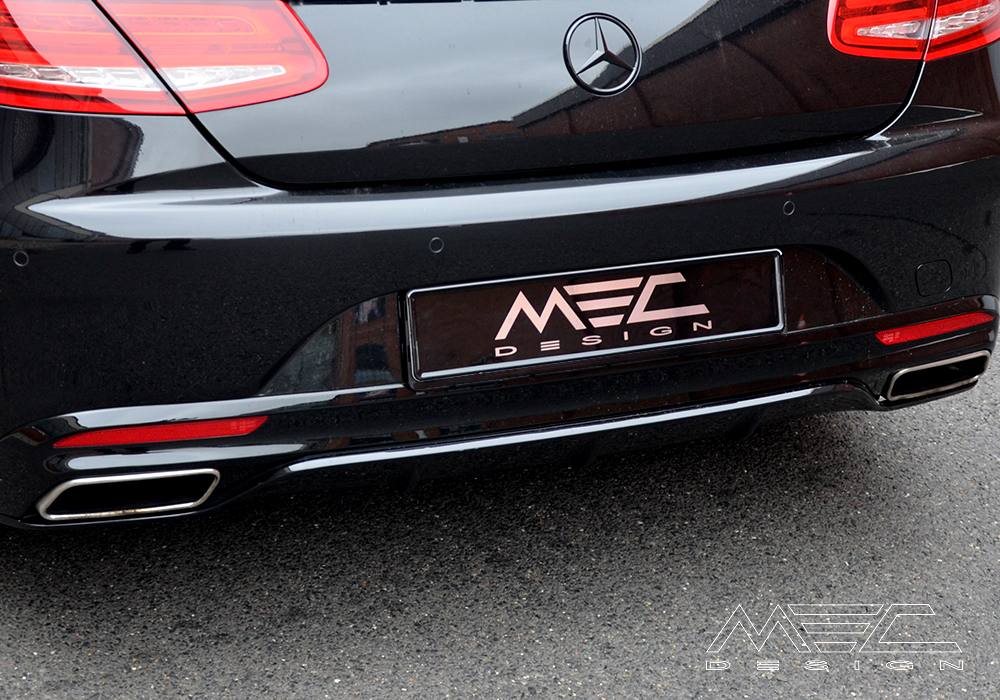 C217 A217 S Coupé S500 Mercedes Tuning AMG Bodykit Wheels Exhaust Spacers Carbon
