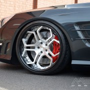 R231 SL Roadster Mercedes Tuning AMG Bodykit Wheels Exhaust Spacer Carbon