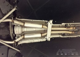 MEC Design with Sports Exhaust System for S63 AMG / S65 AMG