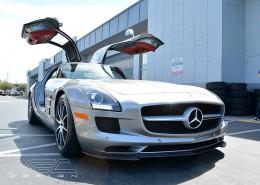 SLS C197 Mercedes Tuning AMG Bodykit Wheels Exhaust Spacer Carbon