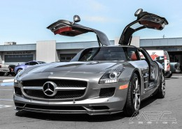 SLS C197 Mercedes Tuning AMG Bodykit Wheels Exhaust Spacer Carbon
