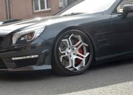 SL63 with CC5 Wheels