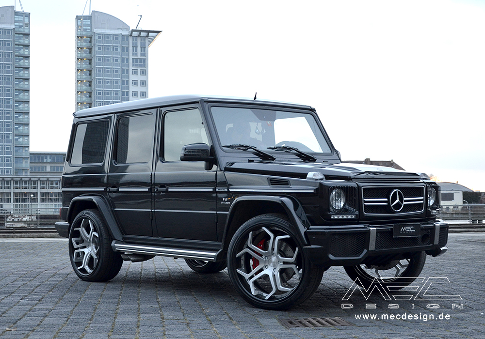 g63 with cc5 wheels mec design. Black Bedroom Furniture Sets. Home Design Ideas