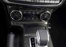 W463 G Class Mercedes Tuning AMG Interior Carbon Leather