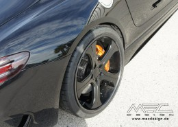 Customer from Orlando with CC3 wheels