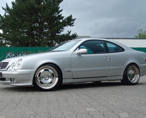 MEC Design with CLK200 and mecxtreme1