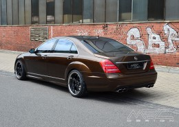 MEC Design with S500 and mecxtreme3 1 piece wheels