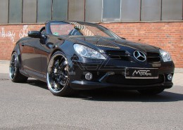 R171 SLK Roadster Mercedes Tuning AMG Bodykit Wheels Exhaust Spacer Carbon