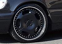 W140 V140 S-Klasse Mercedes Tuning AMG Bodykit Felgen Auspuff Spurverbreiterung Carbon