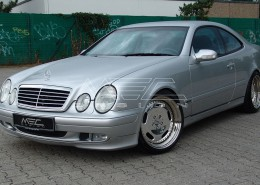 W208 A208 CLK Mercedes Tuning AMG Bodykit Wheels Exhaust Spacer Carbon