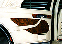 W126 SE SEL SEC Class Mercedes Tuning AMG Interior Carbon Leather