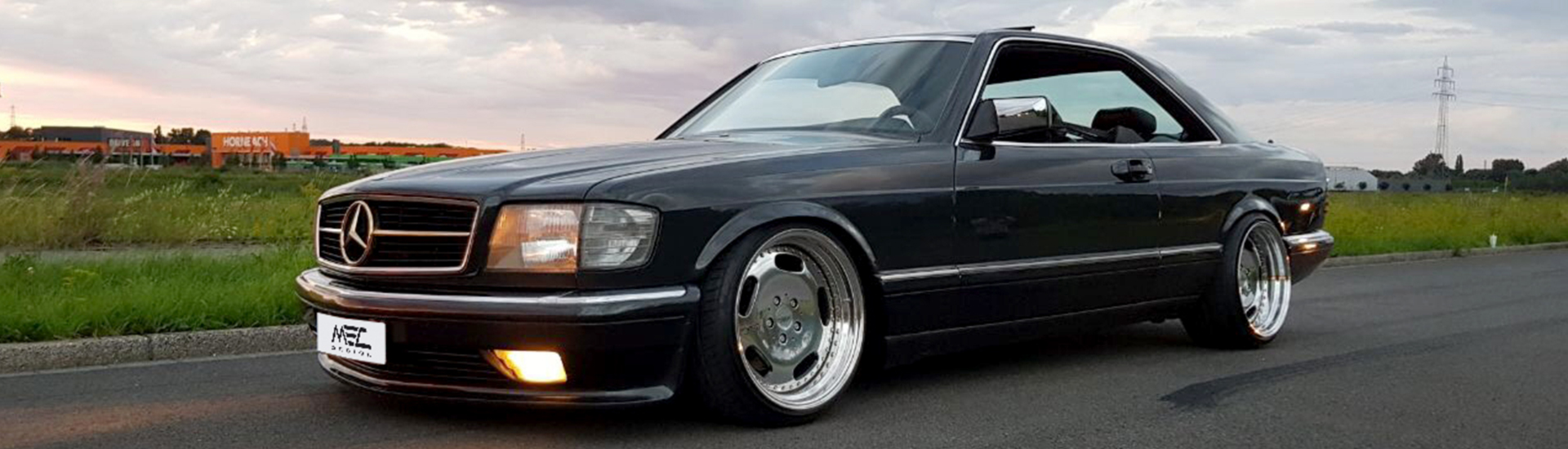 mec design tuning and modification for the mercedes w126