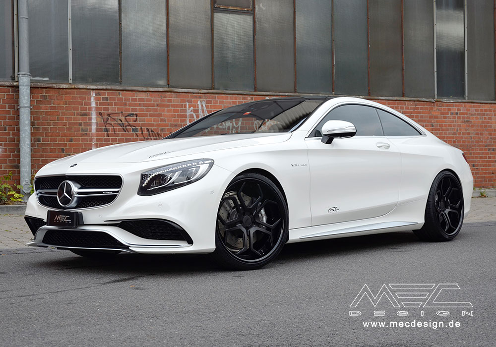 Lowering System Of The Highest Quality For Your Mercedes