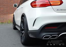 C292 GLE Coupé Mercedes Tuning AMG Bodykit Felgen Auspuff Spurverbreiterung Carbon