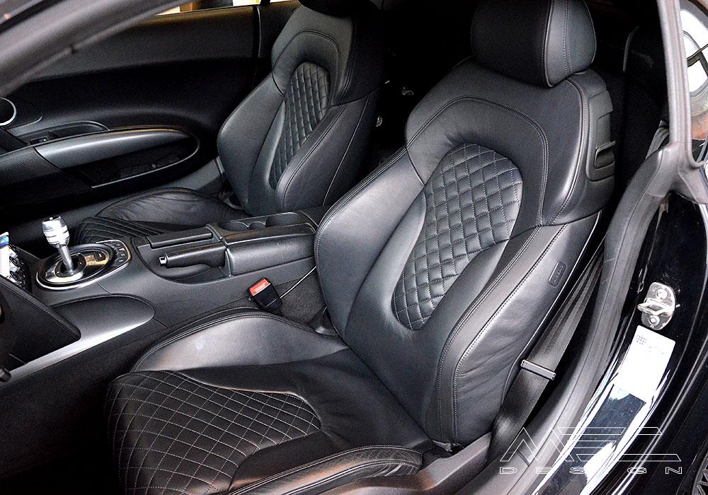 Audi-R8-mit-CCd10-wheels-Interieur - MEC Design