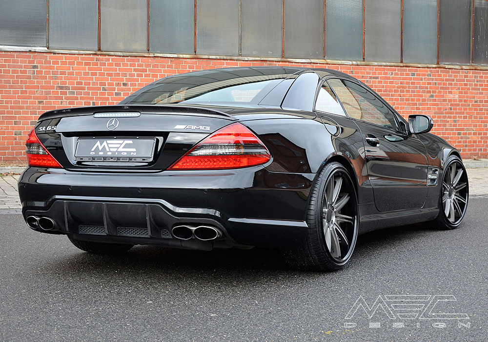The SL65 Black Series Is A 300000 Disappointment