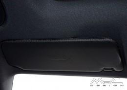 X156 GLA Mercedes Tuning AMG Interieur Carbon Leder