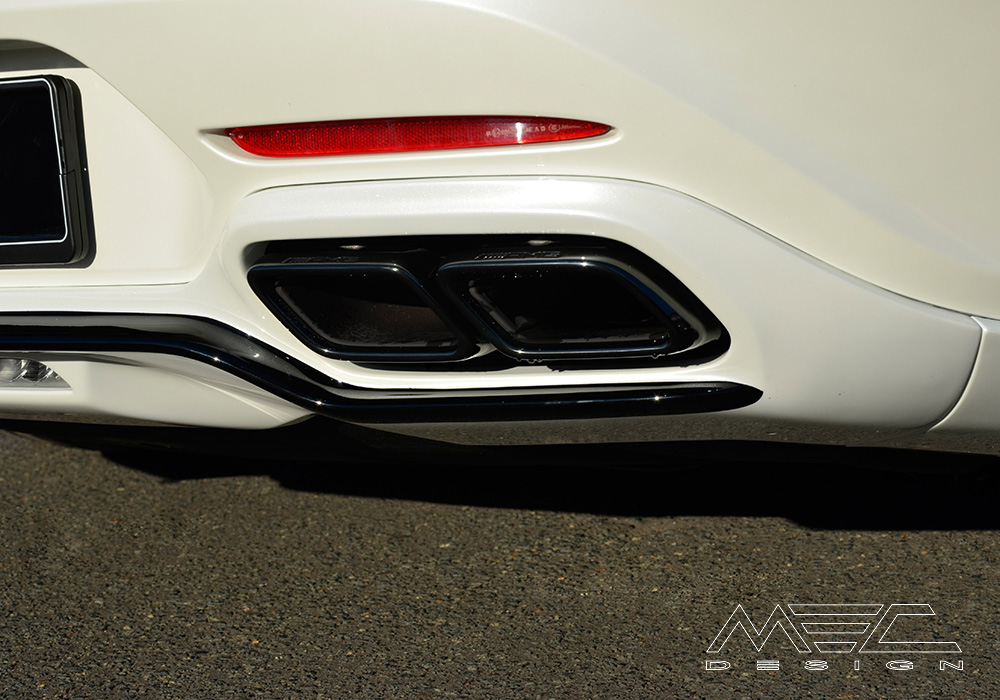 High Level Bodykits For Your Mercedes Benz C190 R190