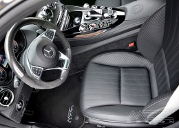C190 GT / GT S / GT C / GT R Mercedes Tuning AMG Interior Carbon Leather