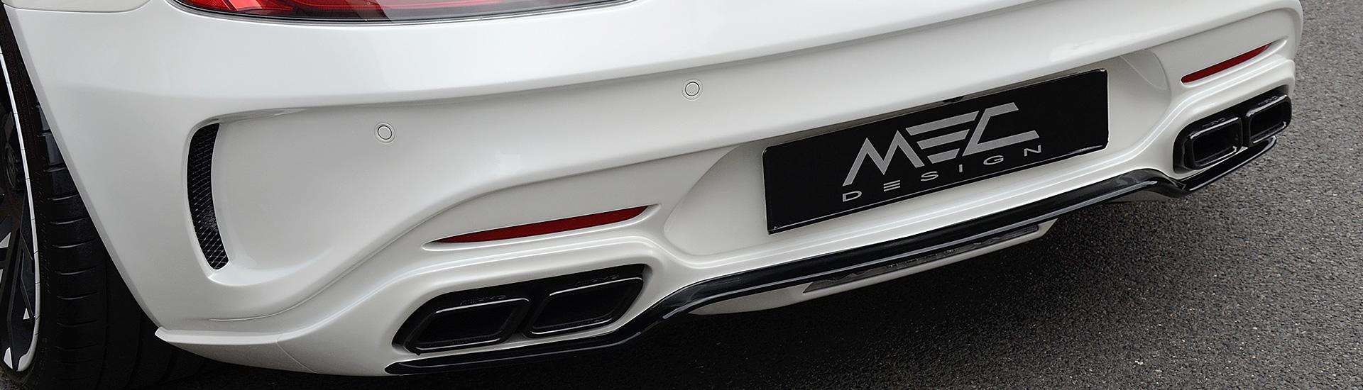 C190 GT / GT S / GT C / GT R Mercedes Tuning AMG Bodykit Felgen Auspuff Spurverbreiterung Carbon