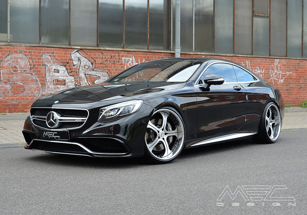 C217 S63 Amg Coup 233 With Mecxtreme3 Wheels Mec Design
