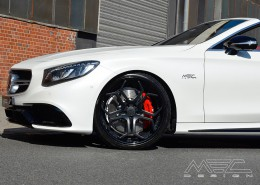 C217 A217 S Coupé S63 S65 Mercedes Tuning AMG Mercedes Tuning AMG Bodykit Wheels Exhaust Spacer Carbon