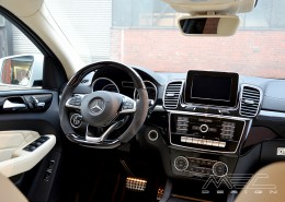 C292 GLE Coupé Mercedes Tuning AMG Interior Carbon Leather