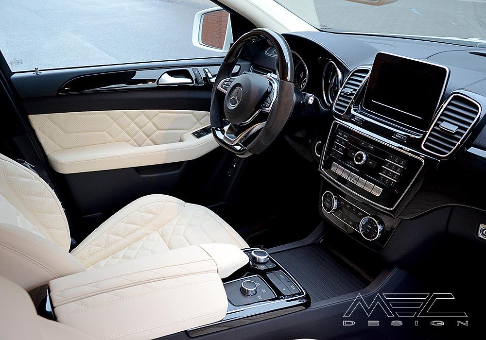 Edles Interieur für Ihren Mercedes Benz C292