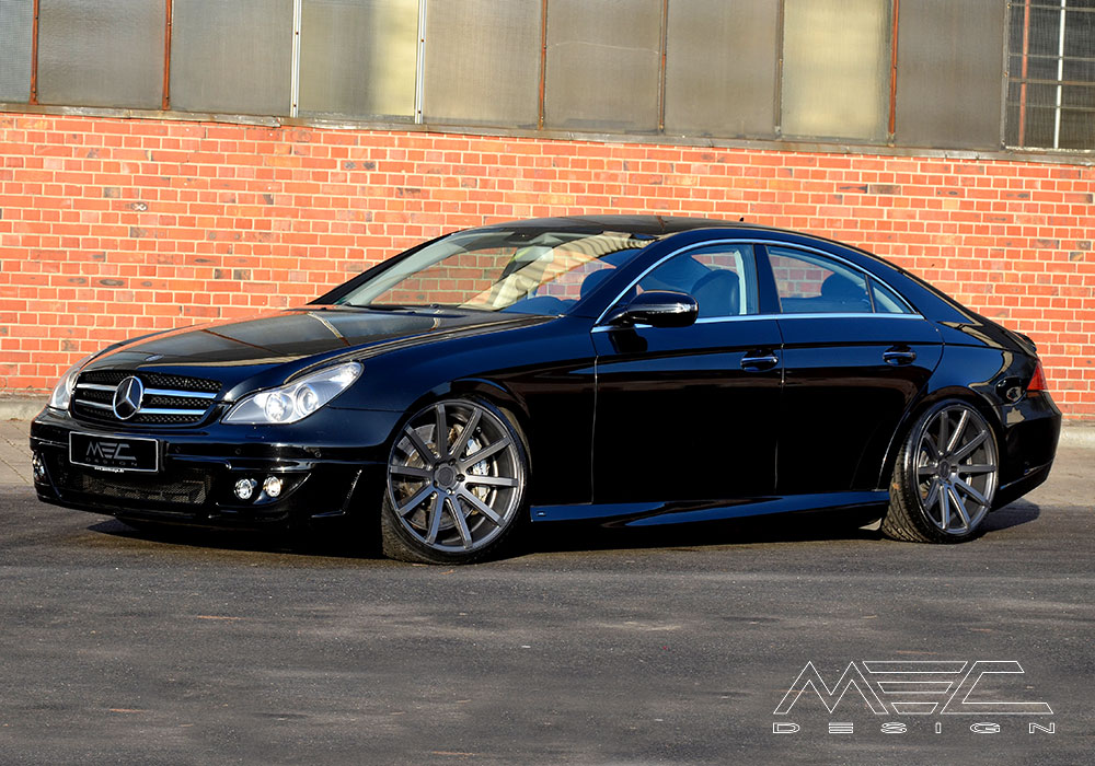 cls63 amg with nobilis wheels mec design. Black Bedroom Furniture Sets. Home Design Ideas