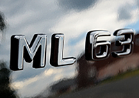 W166 ML / GLE-Klasse Mercedes Tuning AMG Exterieur Black Label