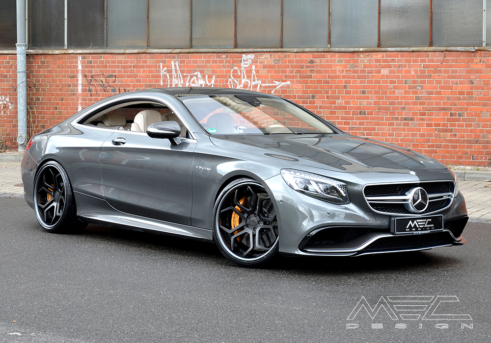 c217 s63 amg coup with cc5 wheels mec design. Black Bedroom Furniture Sets. Home Design Ideas