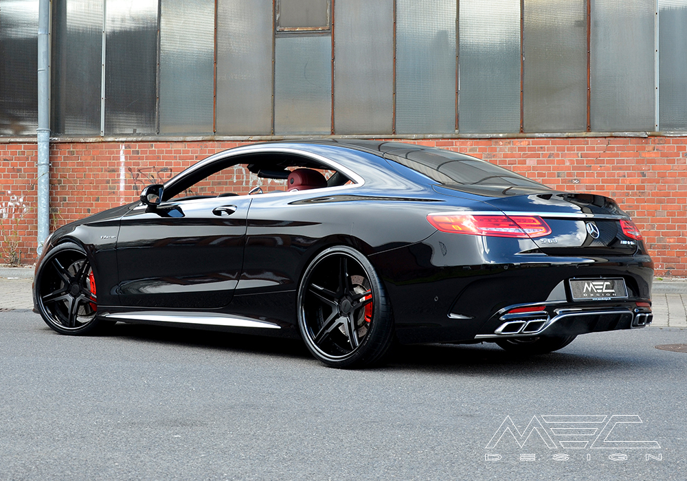 C217 S63 Amg Coup 233 With Ccd5 Wheels Mec Design