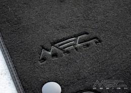 C292 GLE Coupé Mercedes Tuning AMG Interieur Carbon Leder
