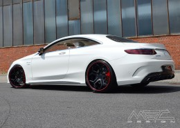 C217 A217 S Coupé S63 S65 Mercedes Tuning AMG Bodykit Wheels Exhaust Spacer Carbon