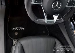 C190 GT / GT S / GT C / GT R Mercedes Tuning AMG Interieur Carbon Leder