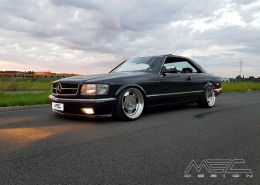 W126 SE SEL SEC Class Mercedes Tuning AMG Bodykit Wheels Exhaust Spacer Carbon
