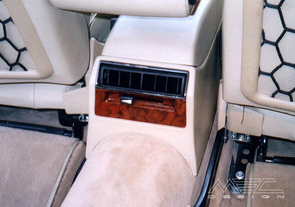 Edles Interieur für Ihren Mercedes Benz W126 SE / SEL / SEC